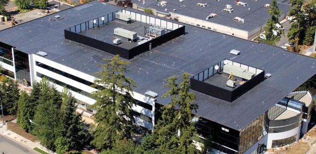 Commercial Roofing Services in Fairfield, CT